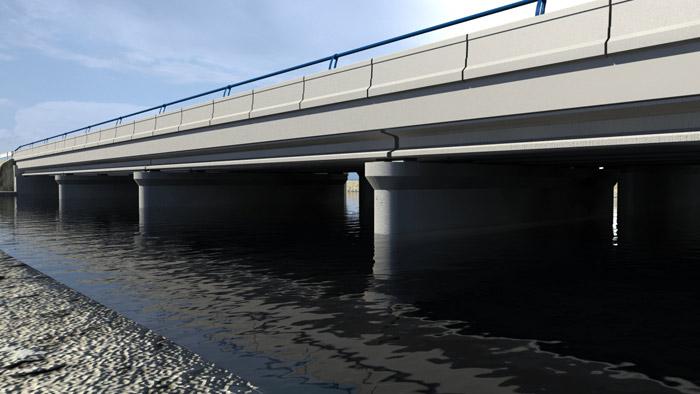 Impresión 3D de un puente