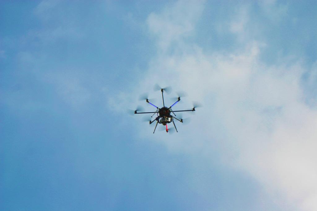 Fotogrametría aérea: modelo digital del yacimiento Castellet de Bernabé