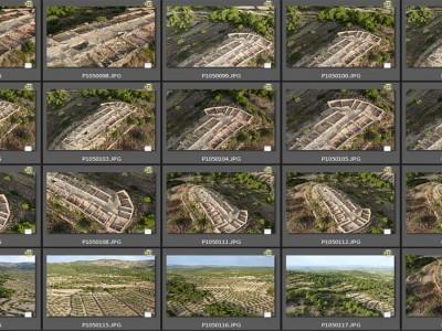 Fotogrametría aérea