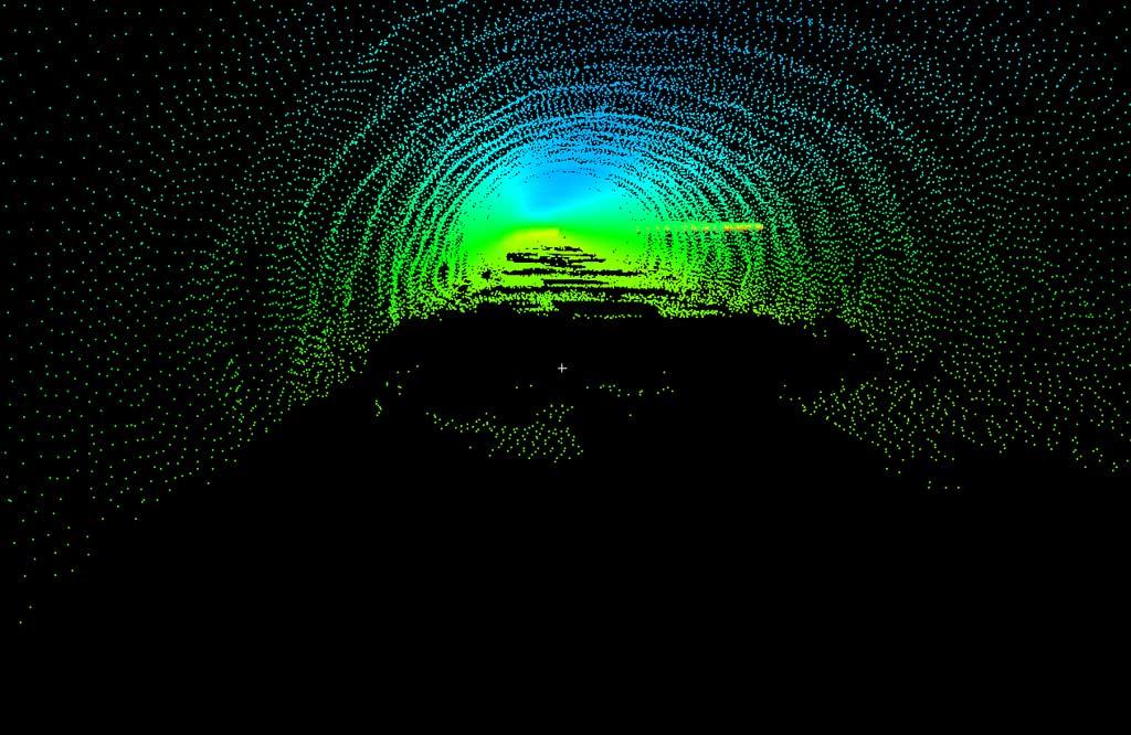Escáner 3D Túneles