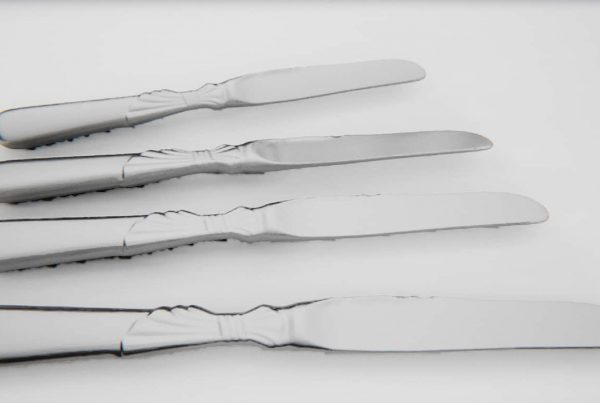 Cuchillo de postre